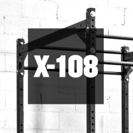 X-108 9' Upright - Pair