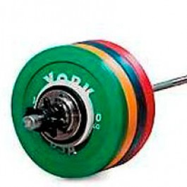 York Competition/Weightlifting Training Bars