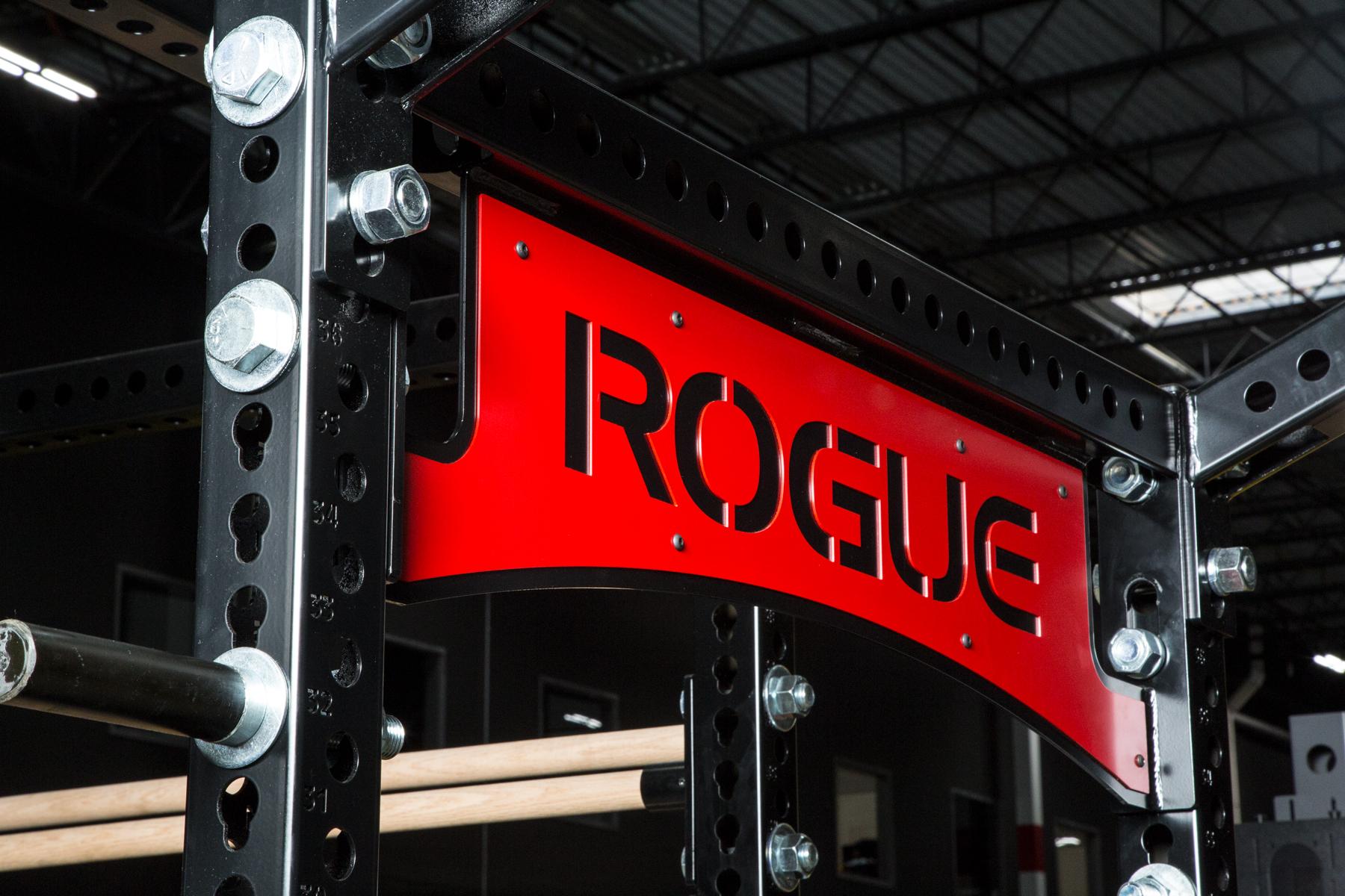 Rogue Monster Half Rack Space Saving Rack