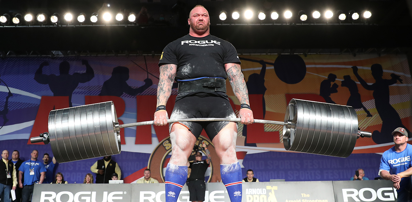 Image result for Rogue Strongman Deadlift