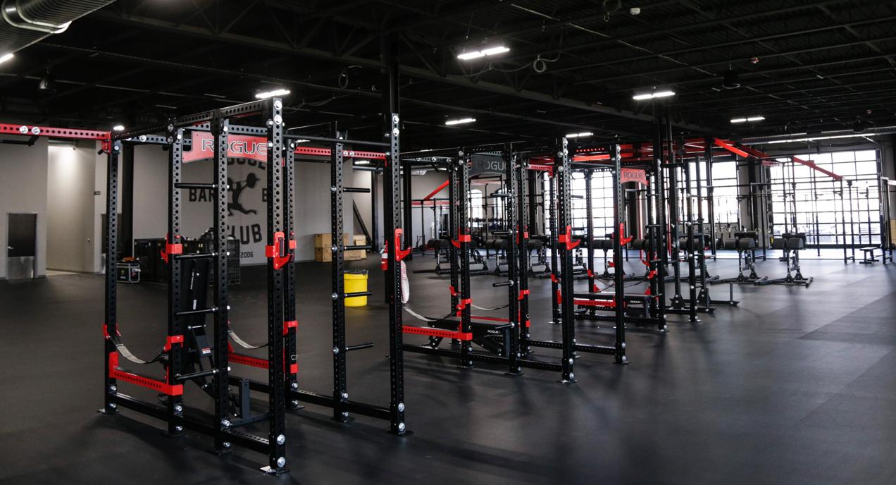 Crossfit garage gym best image of garage zeroimage