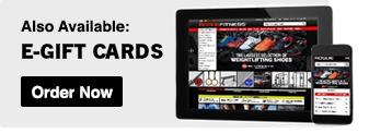 Order E-Gift Cards
