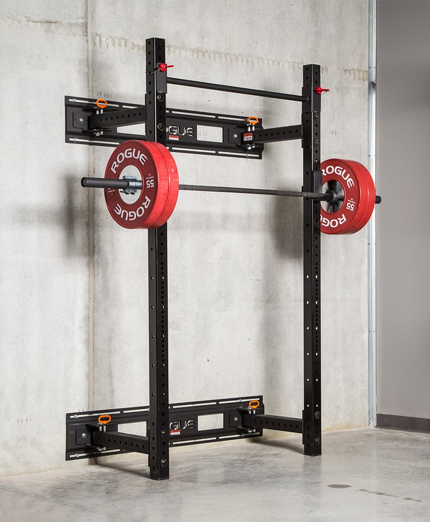 Rml 3wc Fold Back Rack In Action