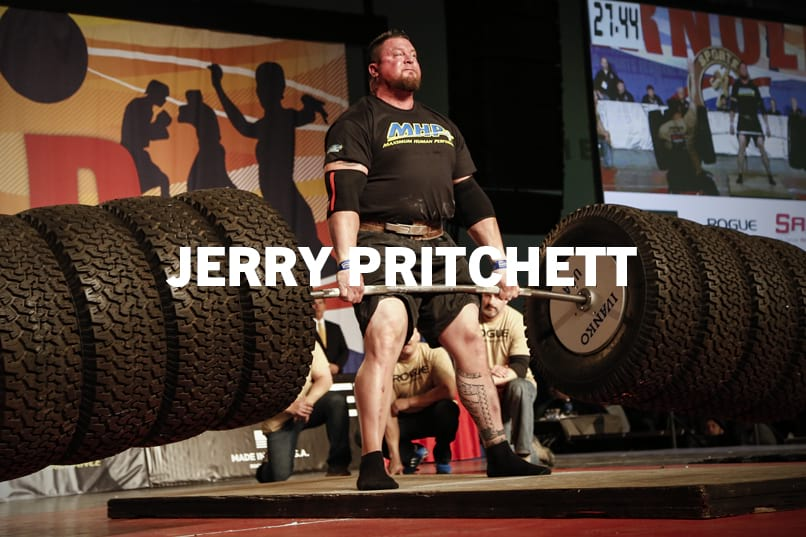 Jerry Pritchett Rogue Fitness