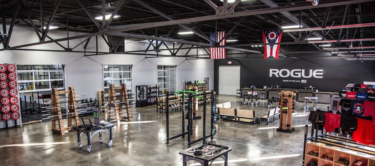 Rogue Fitness Equipment Headquarters - Retail Store