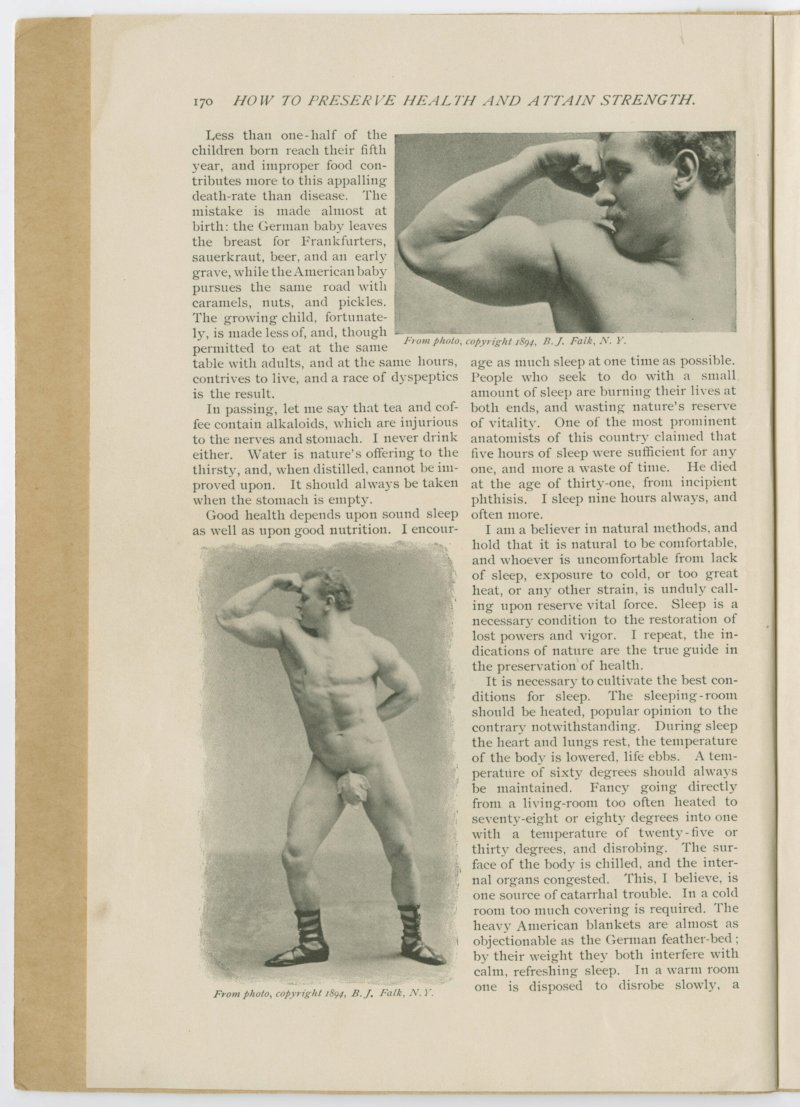 How to Preserve Health and Attain Strength page 2