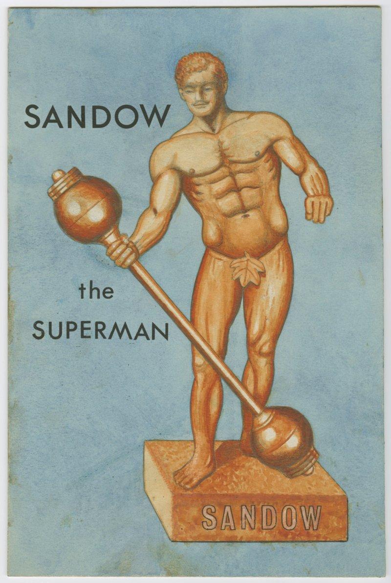Sandow the Superman