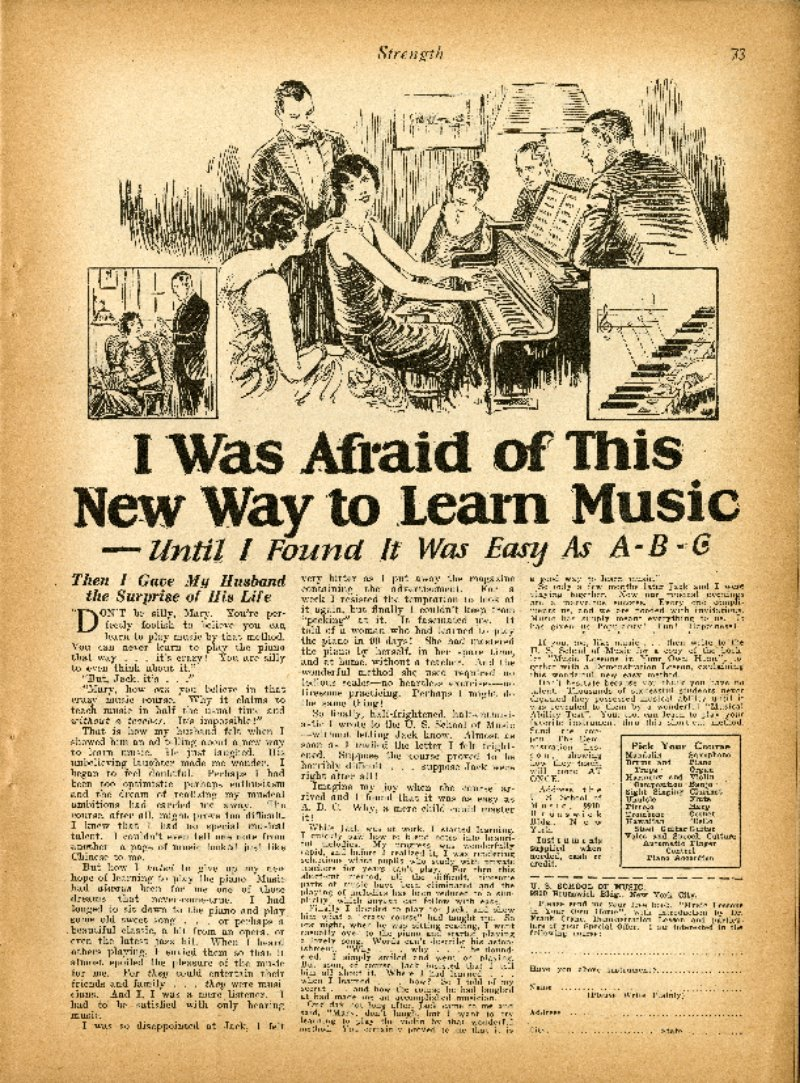 I Was Afraid of this New Way to Learn Music