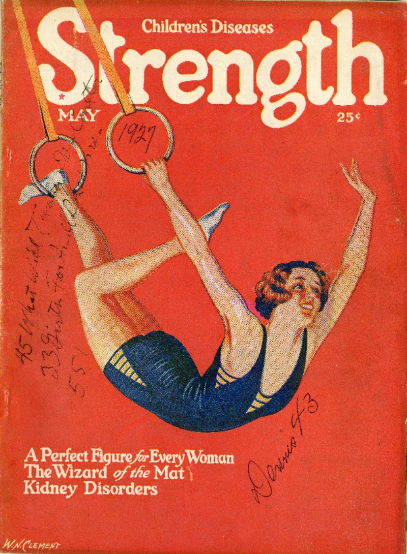 Cover; Our 200-Pound Bar Bell Complete; I Was Bald!; Table of Contents