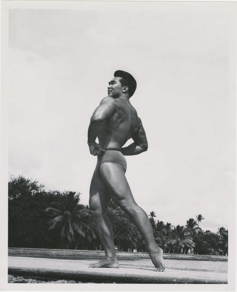 Photo of Tommy Kono