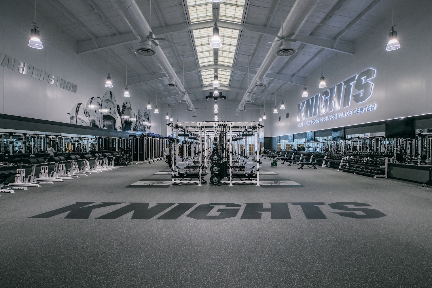 University Of Central Florida Custom Gym The Index