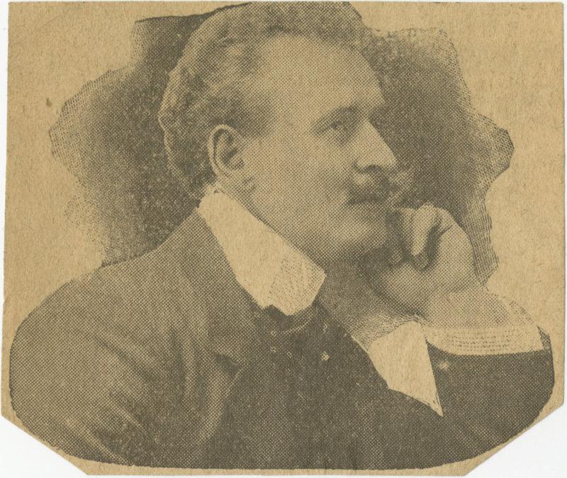 Photo of Eugen Sandow