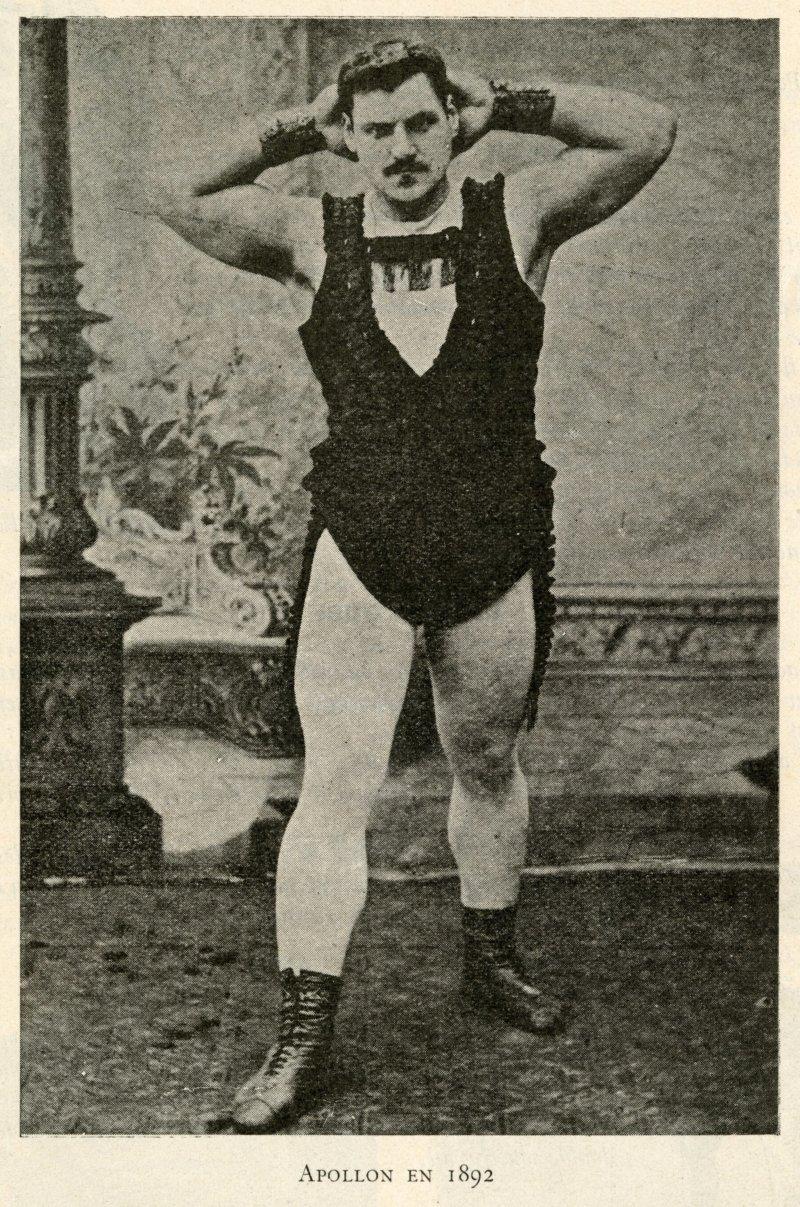 Apollon in 1892