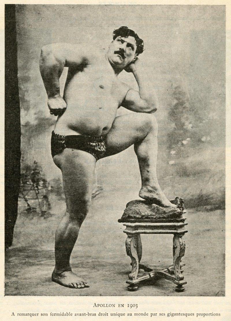 Apollon in 1903