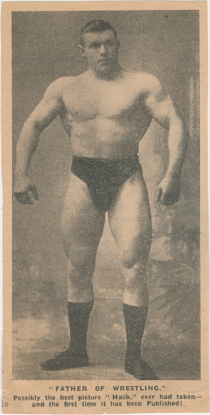 Father of Wrestling