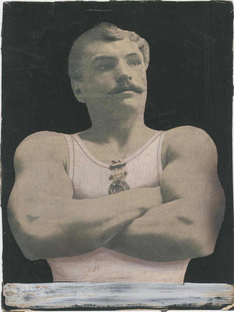 Photo of Arthur Saxon