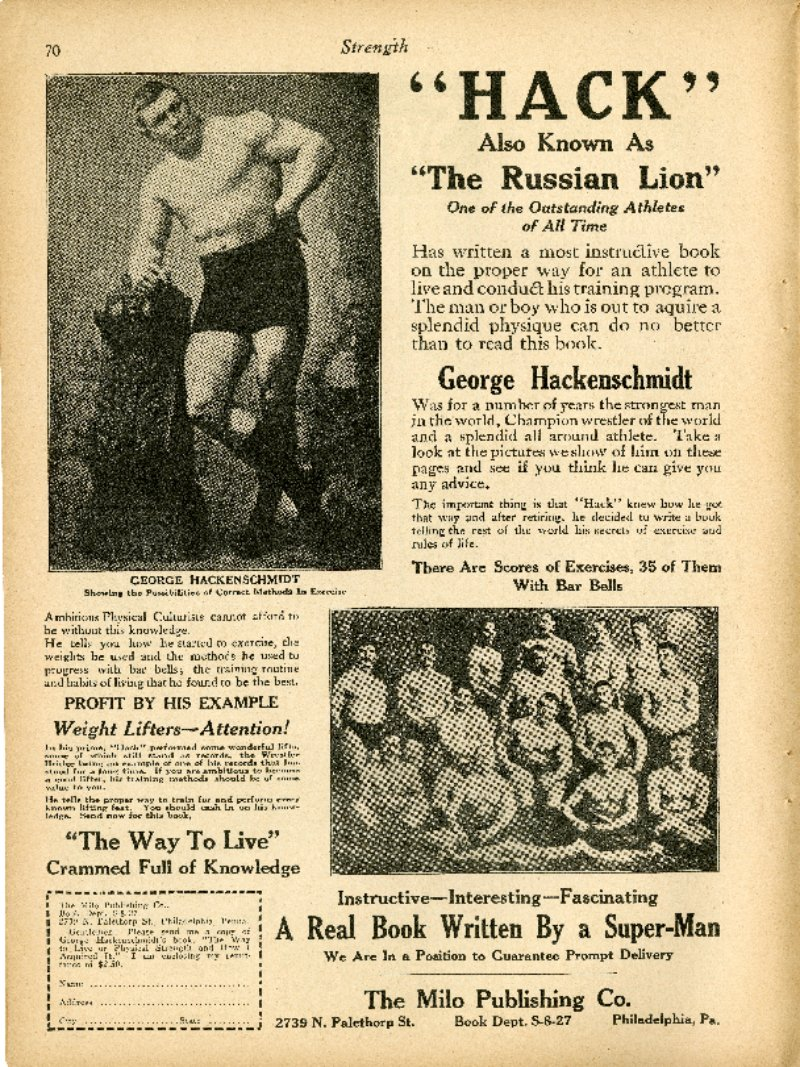 Hack: Also Known As The Russian Lion