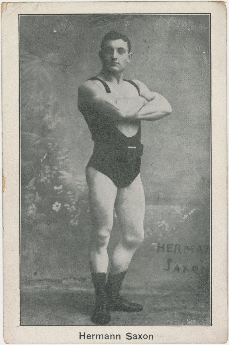 Hermann Saxon